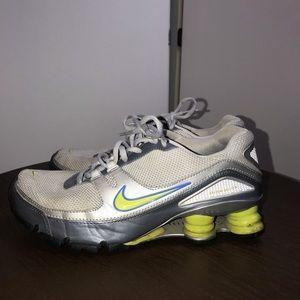 Nike Shox women's sneakers size 7.5